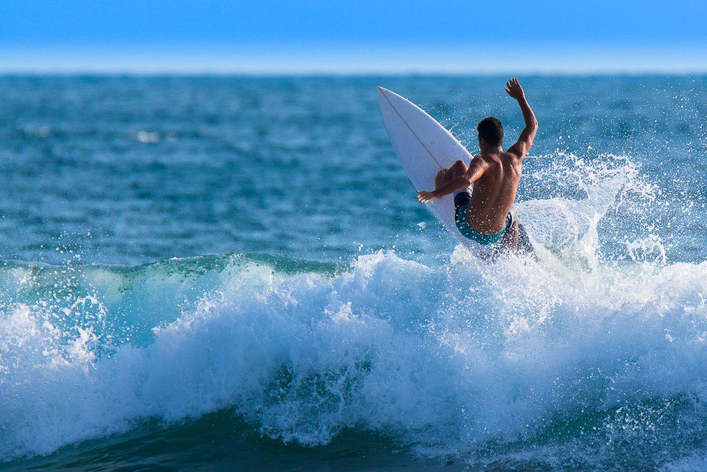 Best surfing in Costa Rica