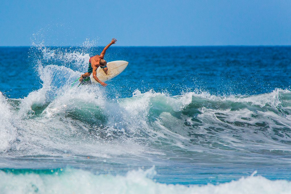 Best Surfing Spots in Costa Rica