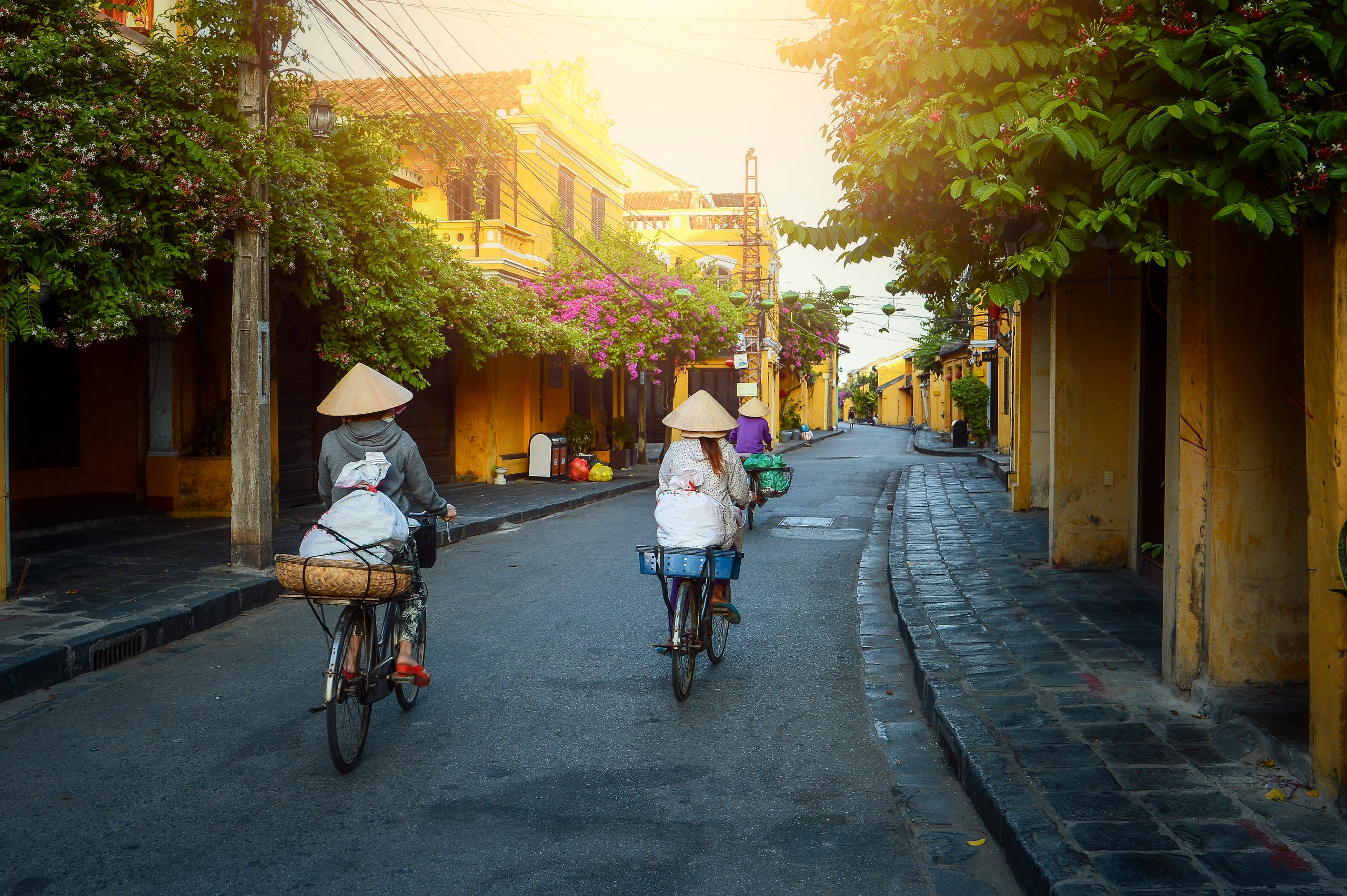 Biking Through Hoi An And The Rural Areas During Your Bicycle Tour And Cooking Class Experience