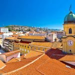Visit the famous Clock Tower on your Rijeka City Tour