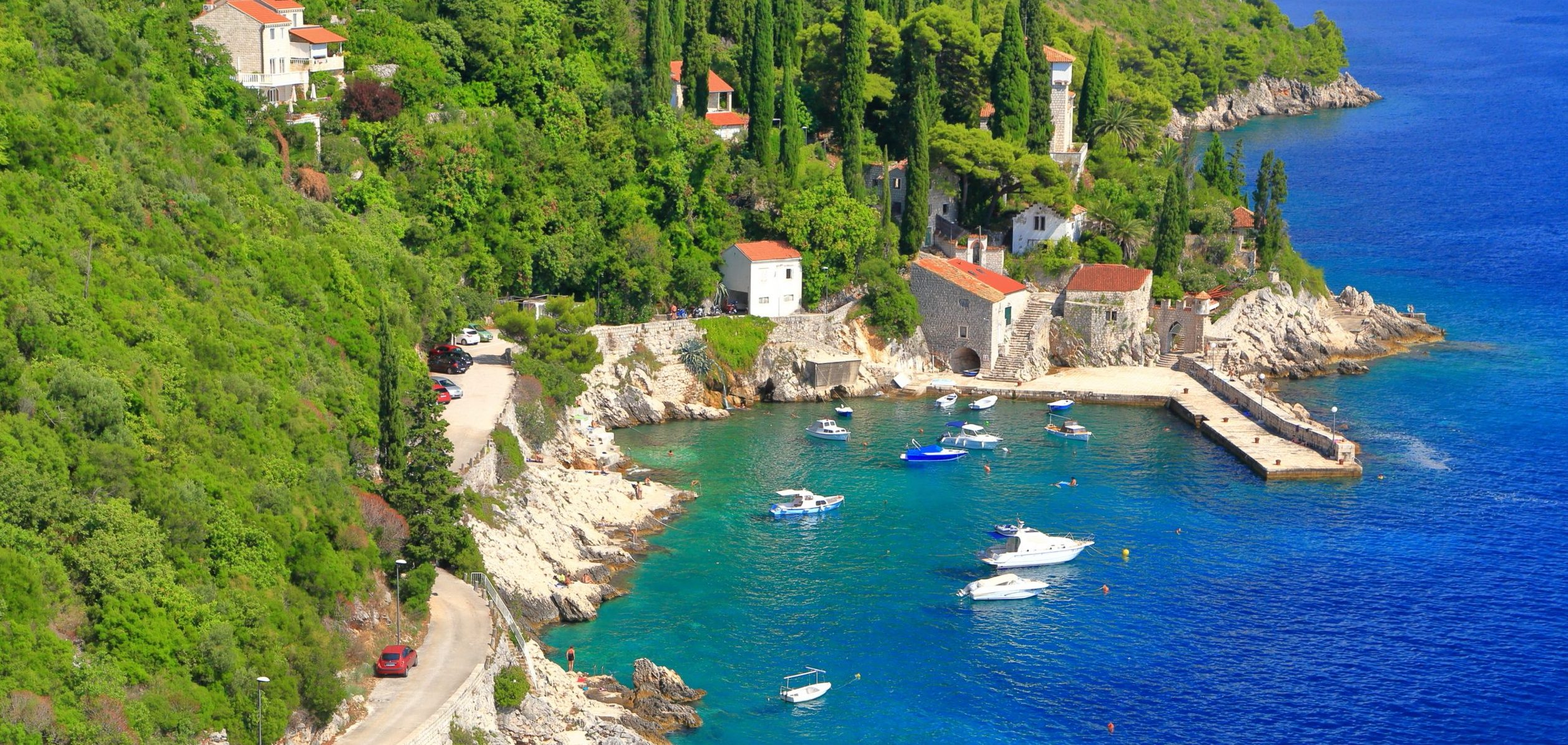 Croatia Dalmatian Coast Travel