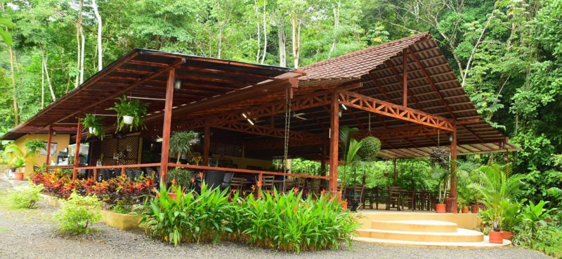 Enjoy A Traditional Casado After The Zipline, Atv, And Waterfalls Experience At Vista Los Suenos