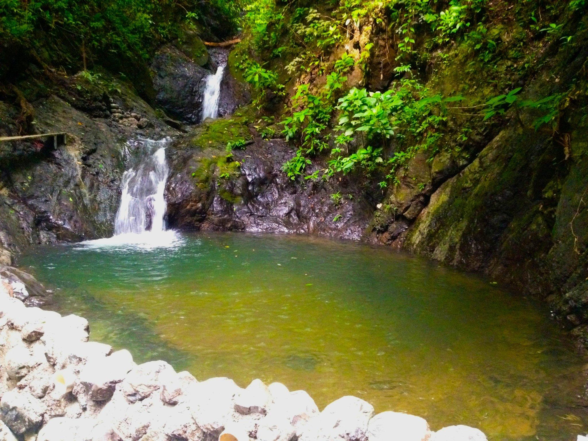 Enjoy Some Natural Pools During The Full Day Adventure At Vista Los Suenos_36