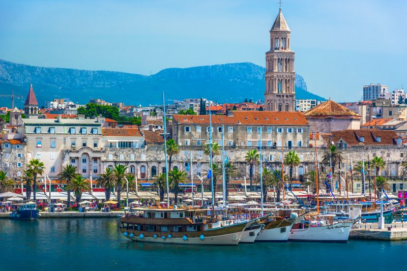 Explore The Waterfront During Your Split Walking Tour