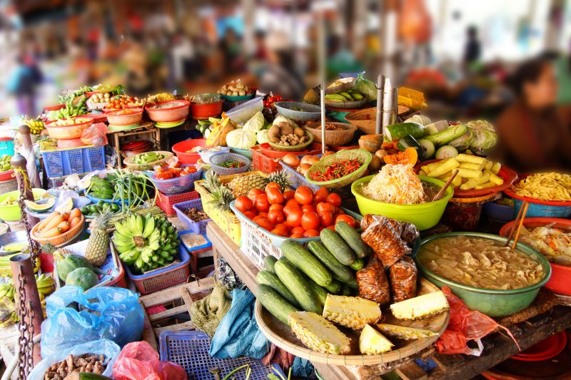 Explore The Bustling Market Of Hoi An During Your Nature Experience And Cooking Class