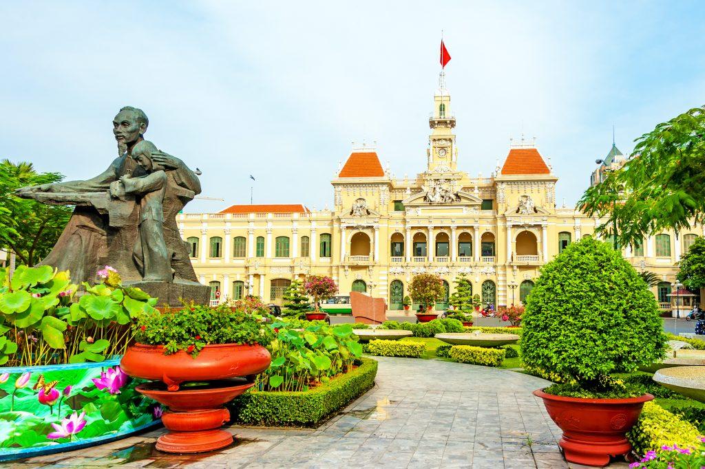 Ho Chi Minh City Travel 2