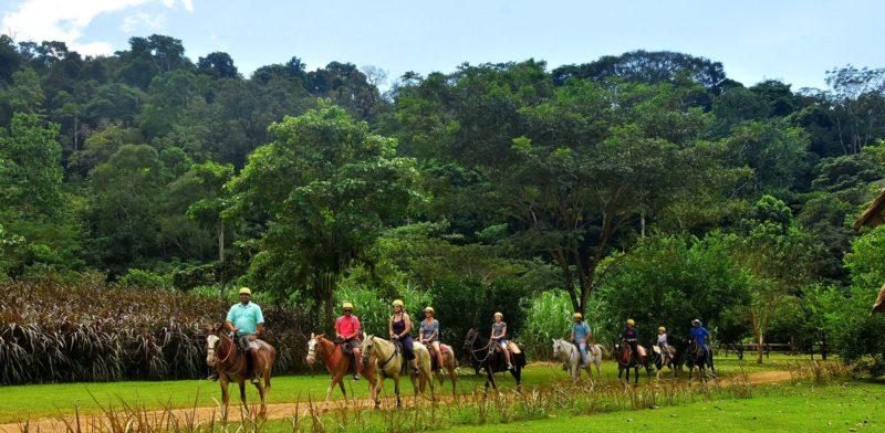 Horseback Riding_jungle Adventure And More_vista Los Suenos_36