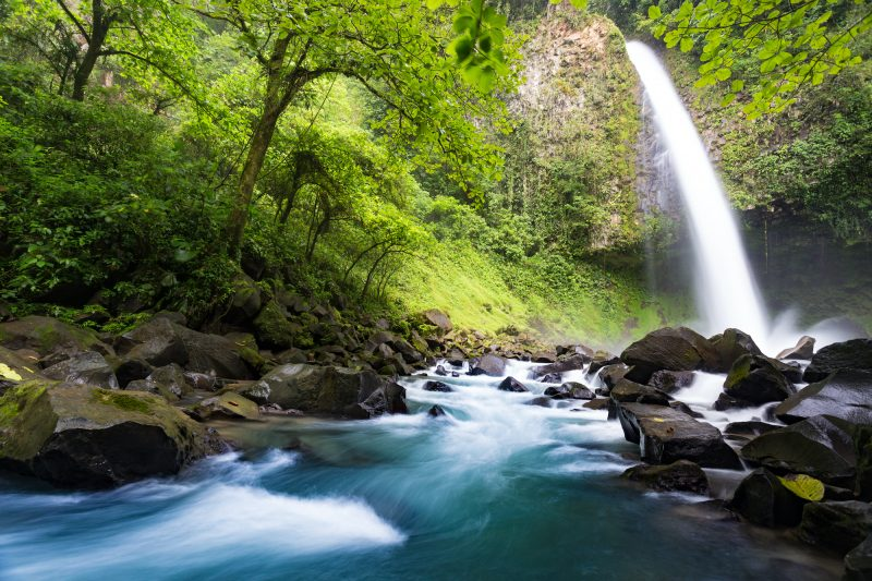 How To Get From San José To La Fortuna