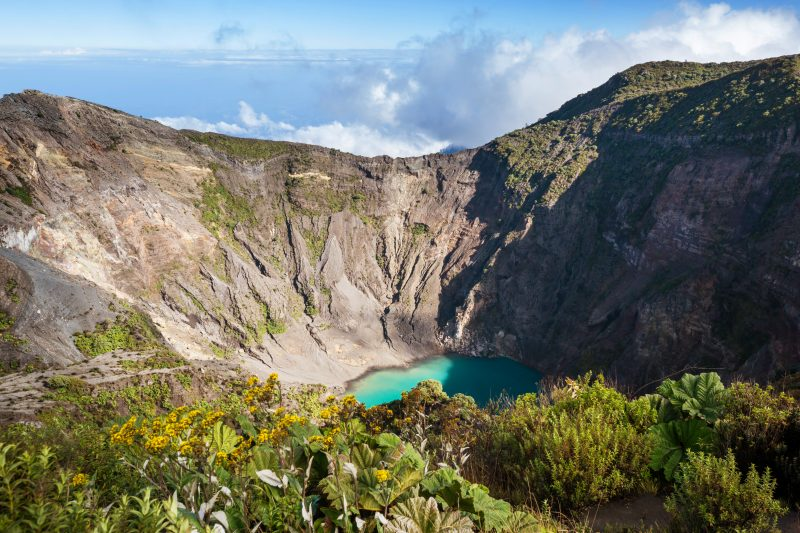 Irazu Volcano Half Day Tour