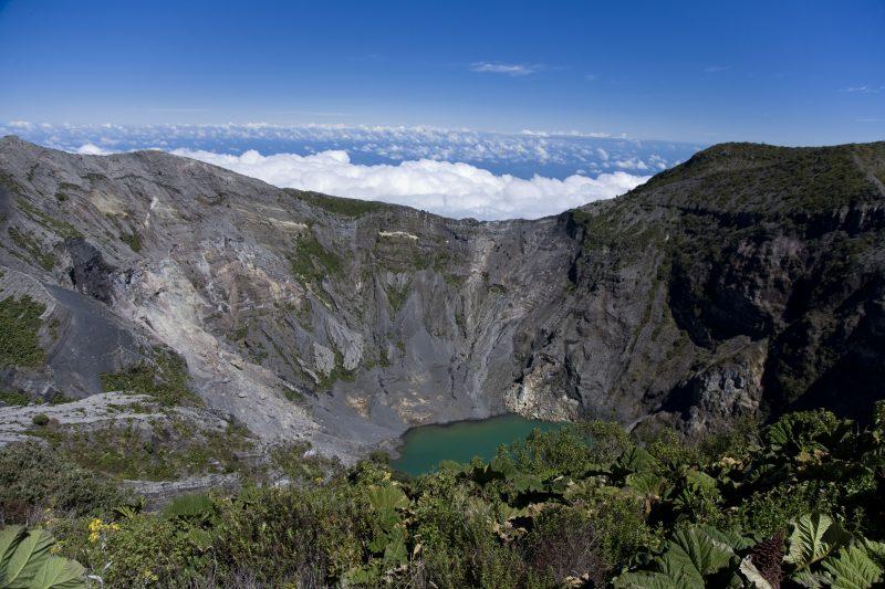 Irazu Volcano Half Day Tour _37