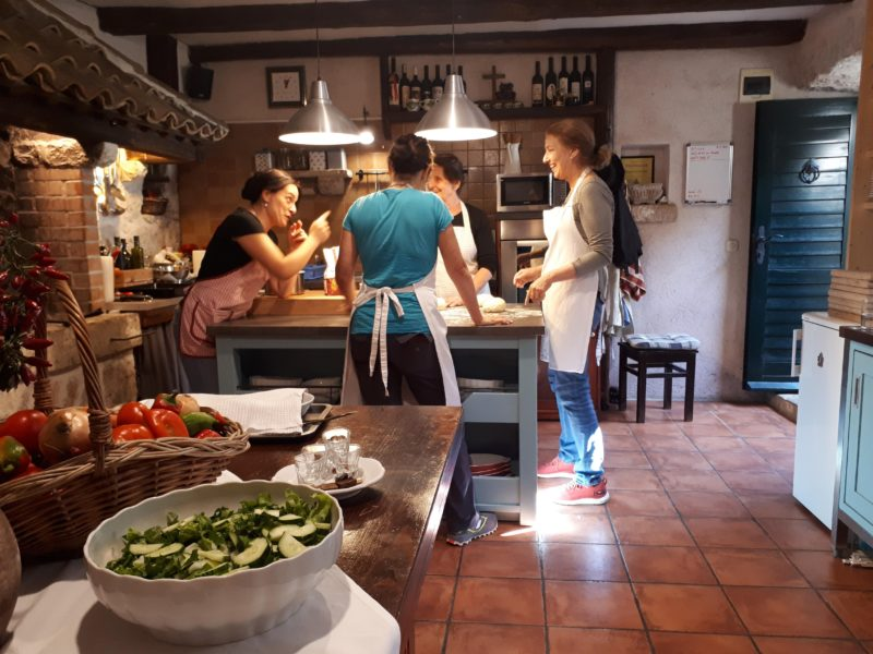 Learn How To Cook Traditional Croatian Food On The Cooking Class In Konavle From Dubrovnik