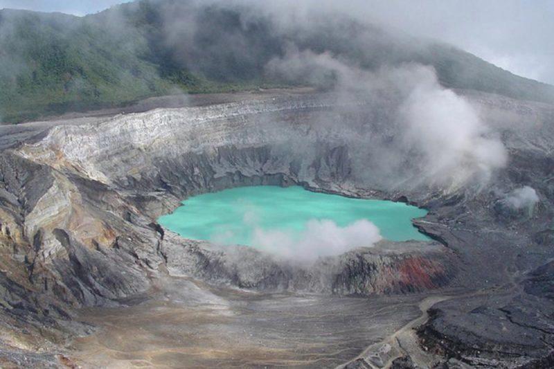 Poás Volcano