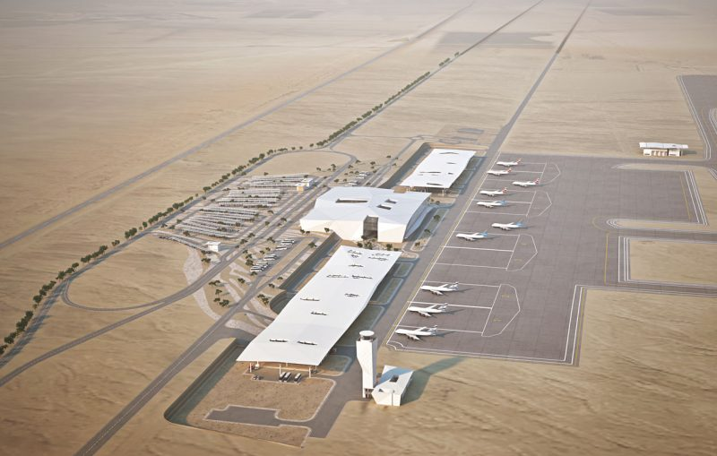 Ramon Airport Overview