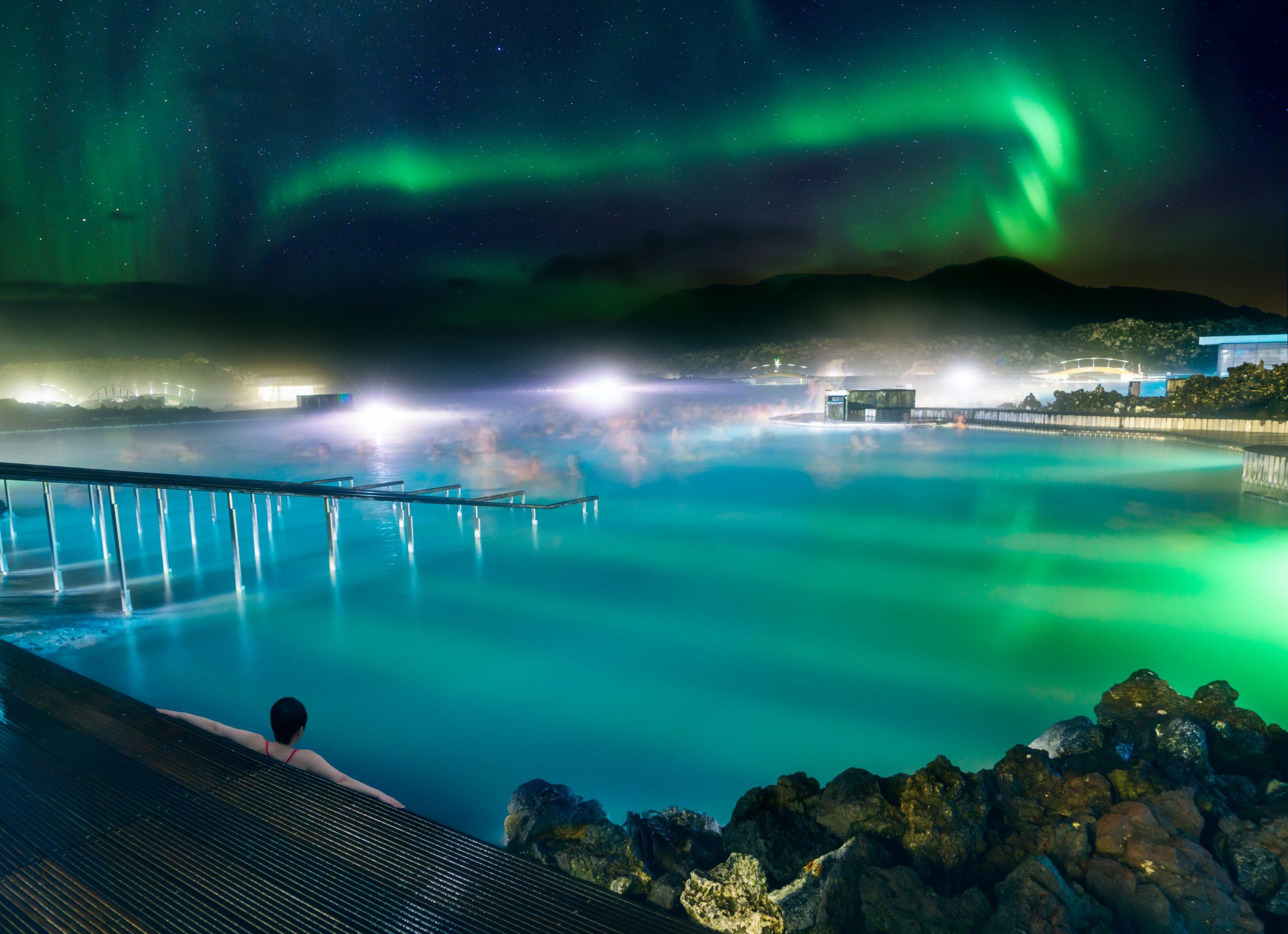 Blue Lagoon In Reykjanes Peninsula Travel