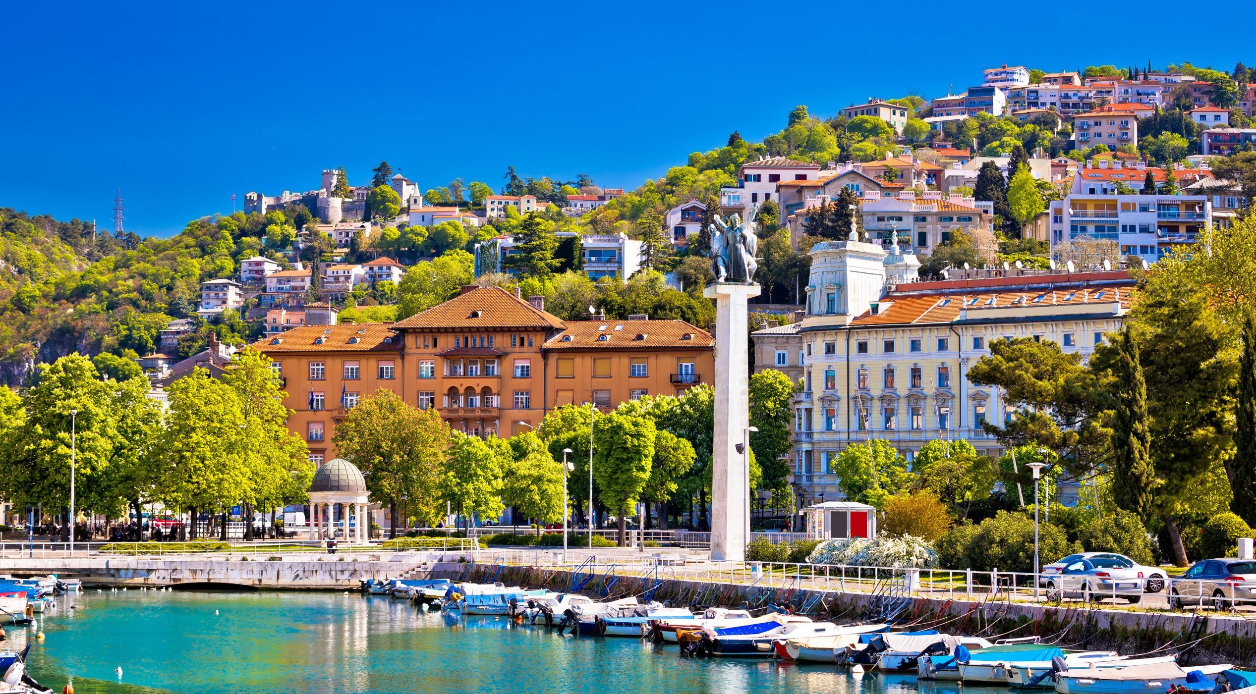 Discover Rijeka On Our 13 Day Secrets Of Croatia Tour Package