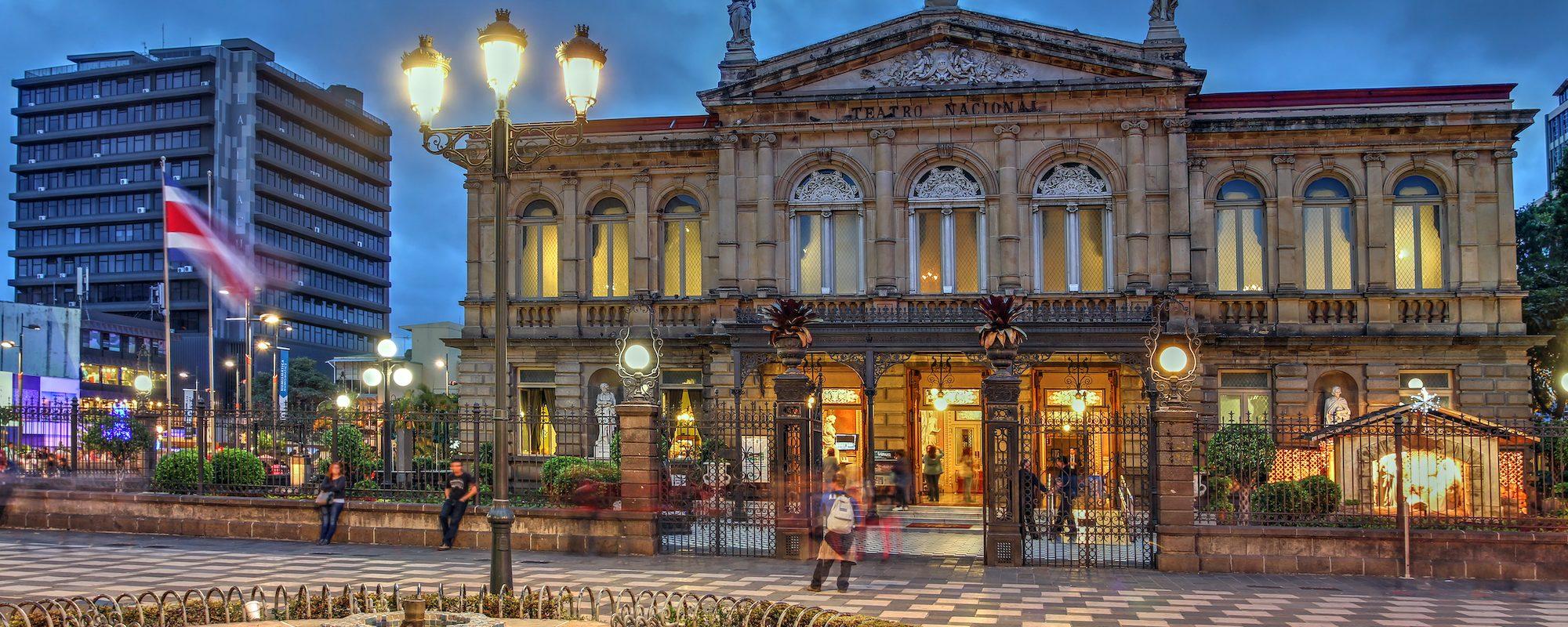 San Jose Costa Rica Design Guide - Rich Historic Architecture
