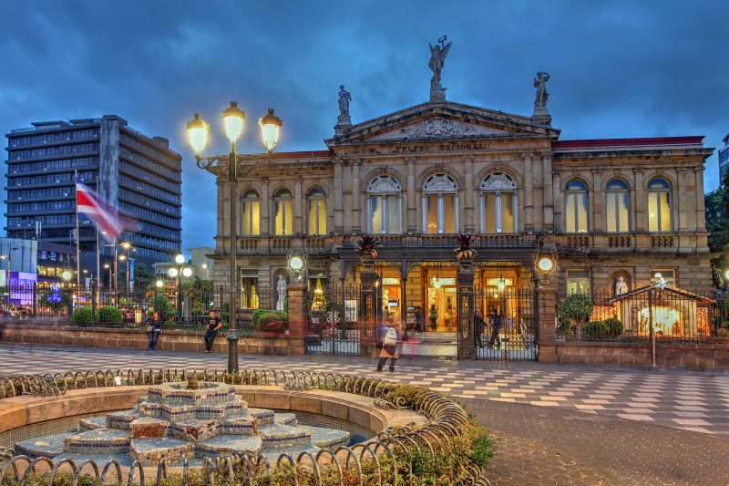 San Jose Costa Rica Design Guide - Rich Historic Architecture