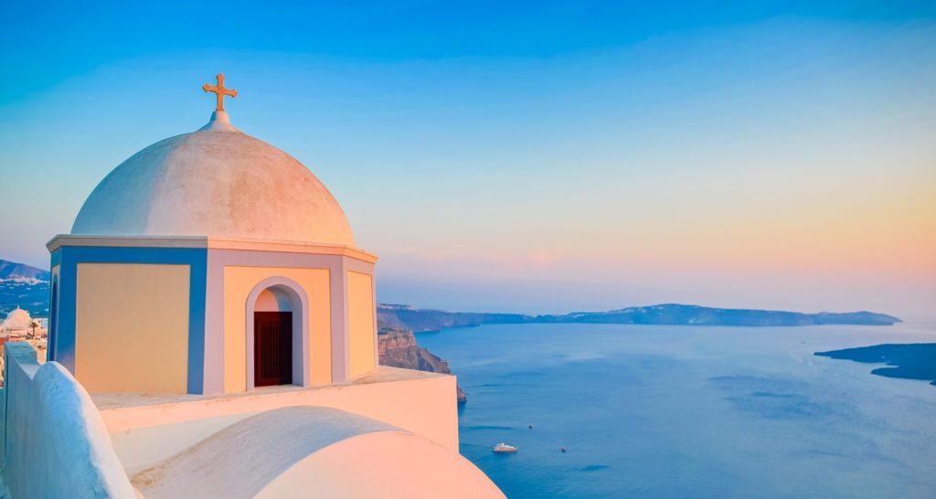 Santorini Greece Travel