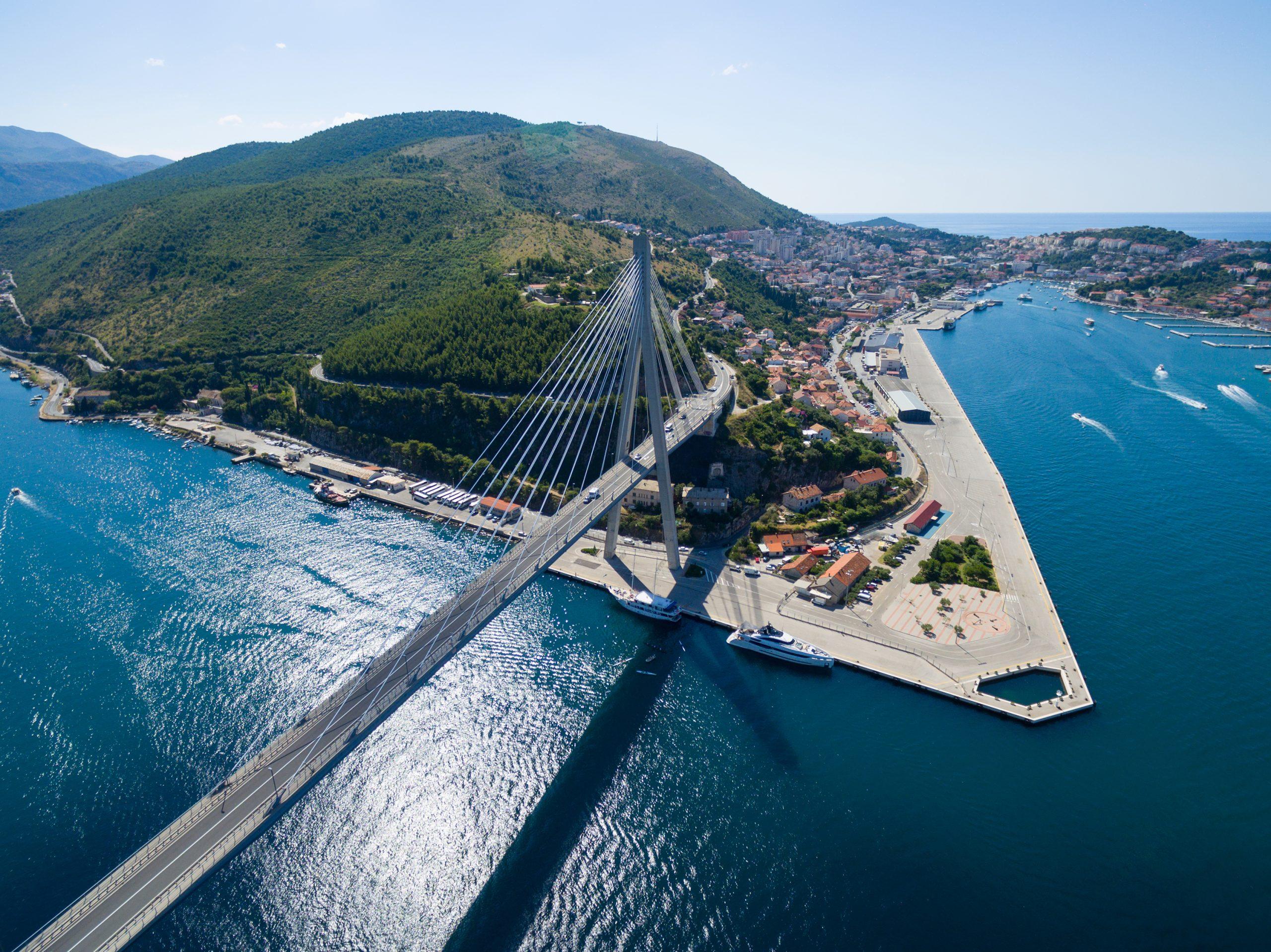 See The Impressive Dubrovnik Bridge On Your Dubrovnik City Tour