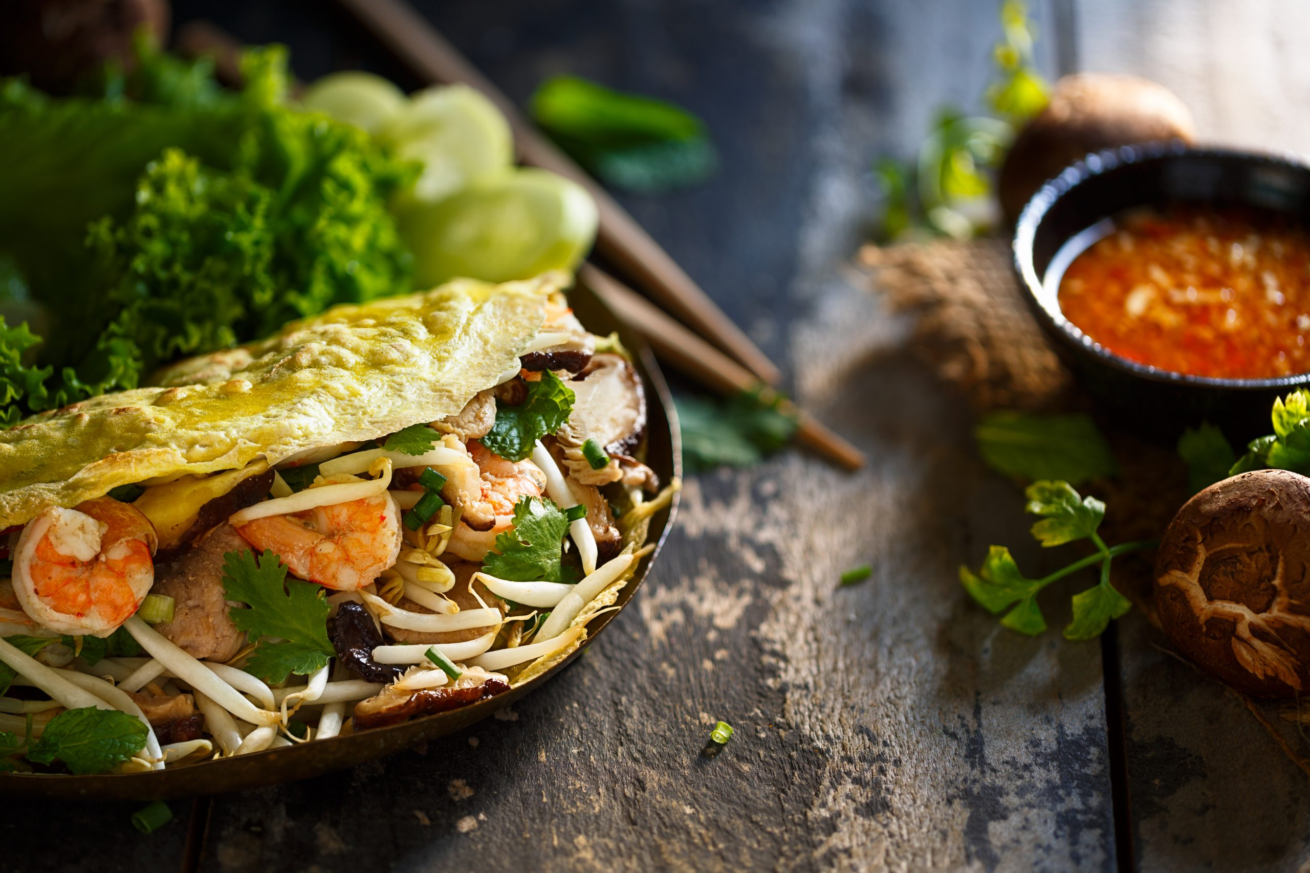 Taste The Flavours Of Vietnam During Your Bicycle Tour And Cooking Class Experience