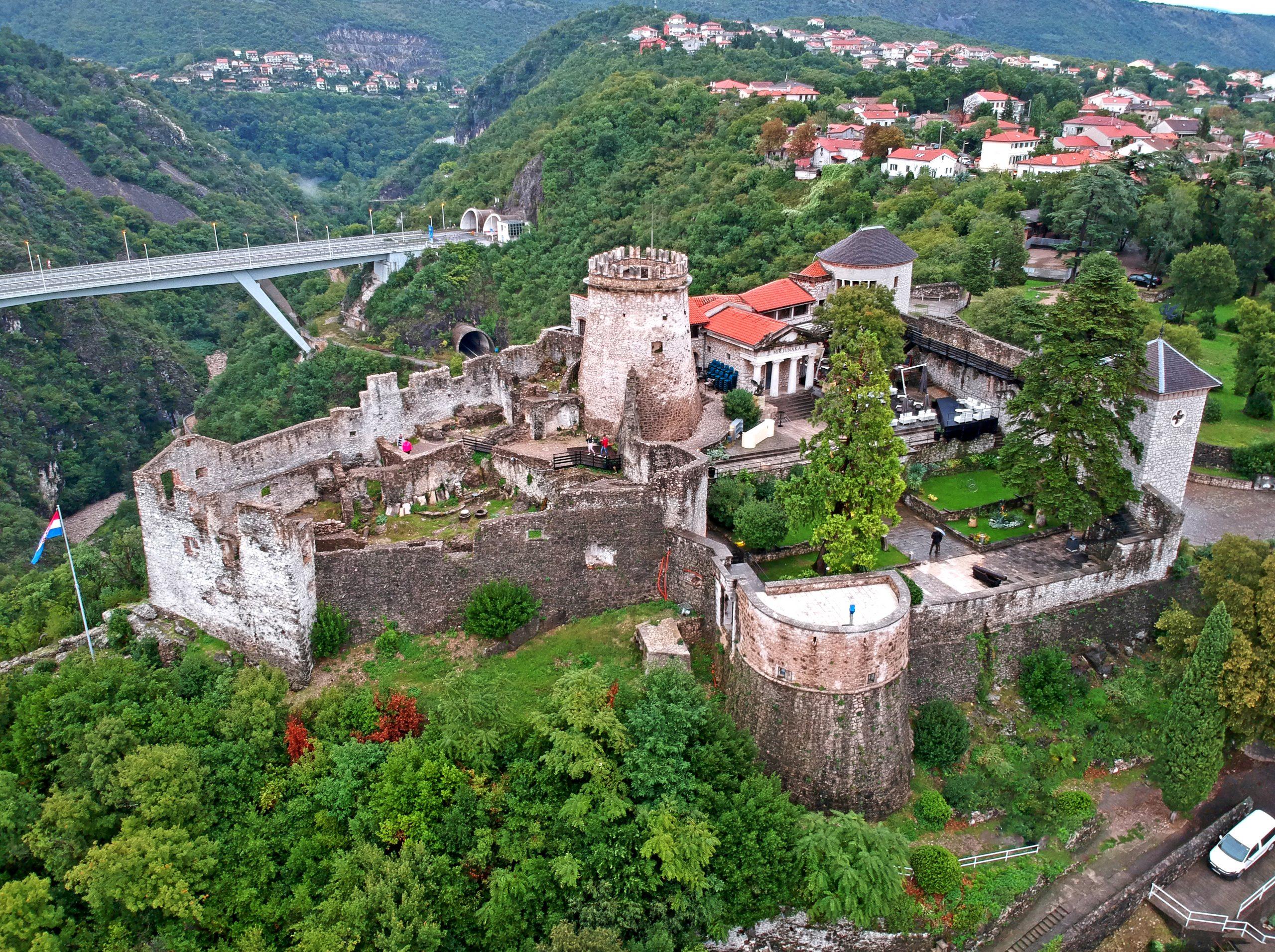 Visit Trsat Castle On Your Rijeka City Tour
