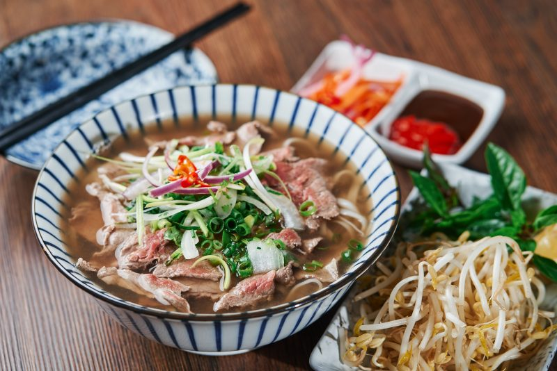 Try Traditional Beed Noodles During The Market And Cooking Experience In Da Nang