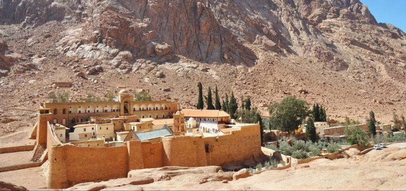 Saint Catherine's Monastery Tour