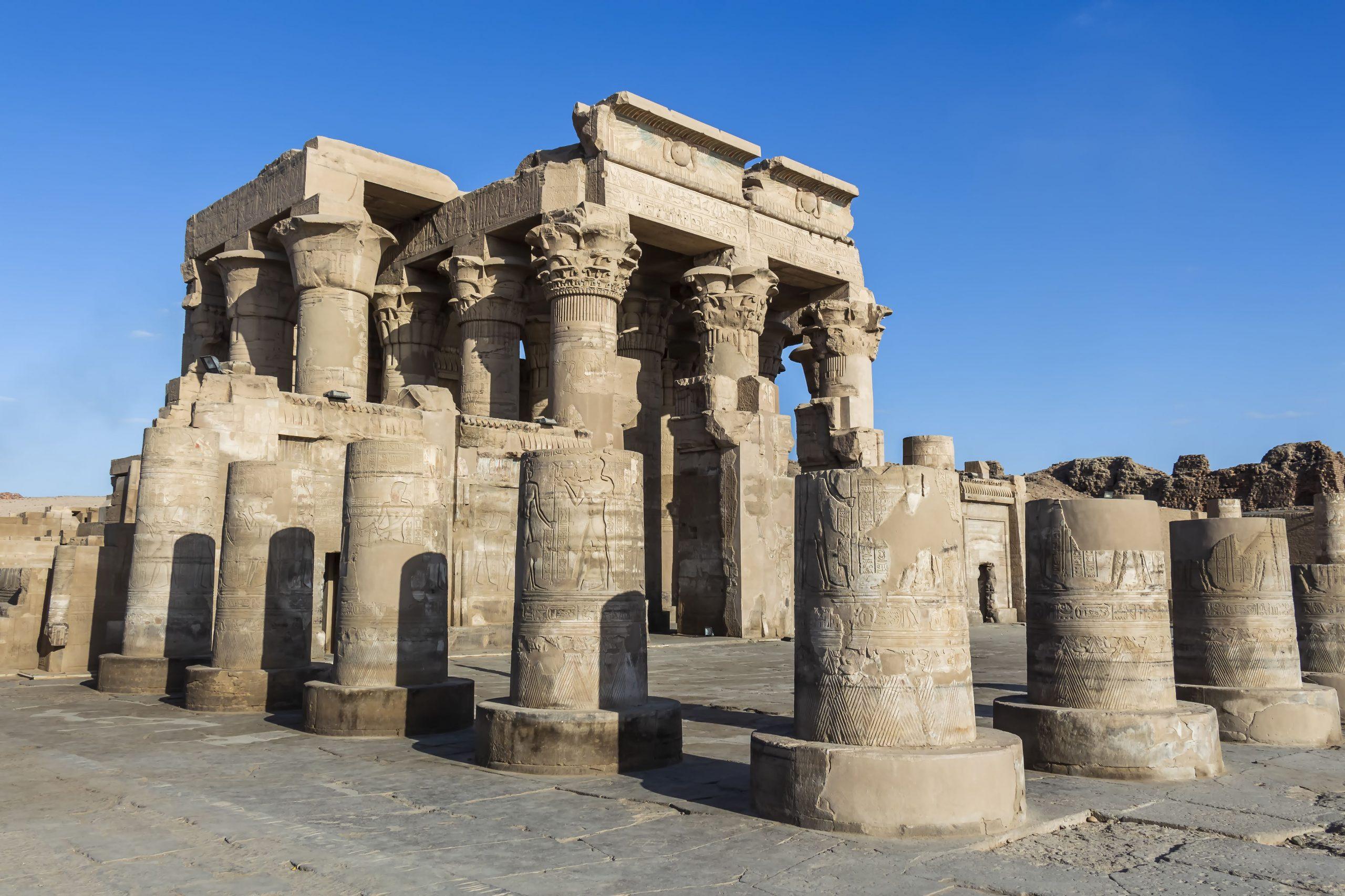 Aswan To Luxor Train