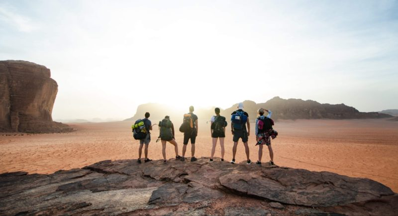 Eilat To Wadi Rum