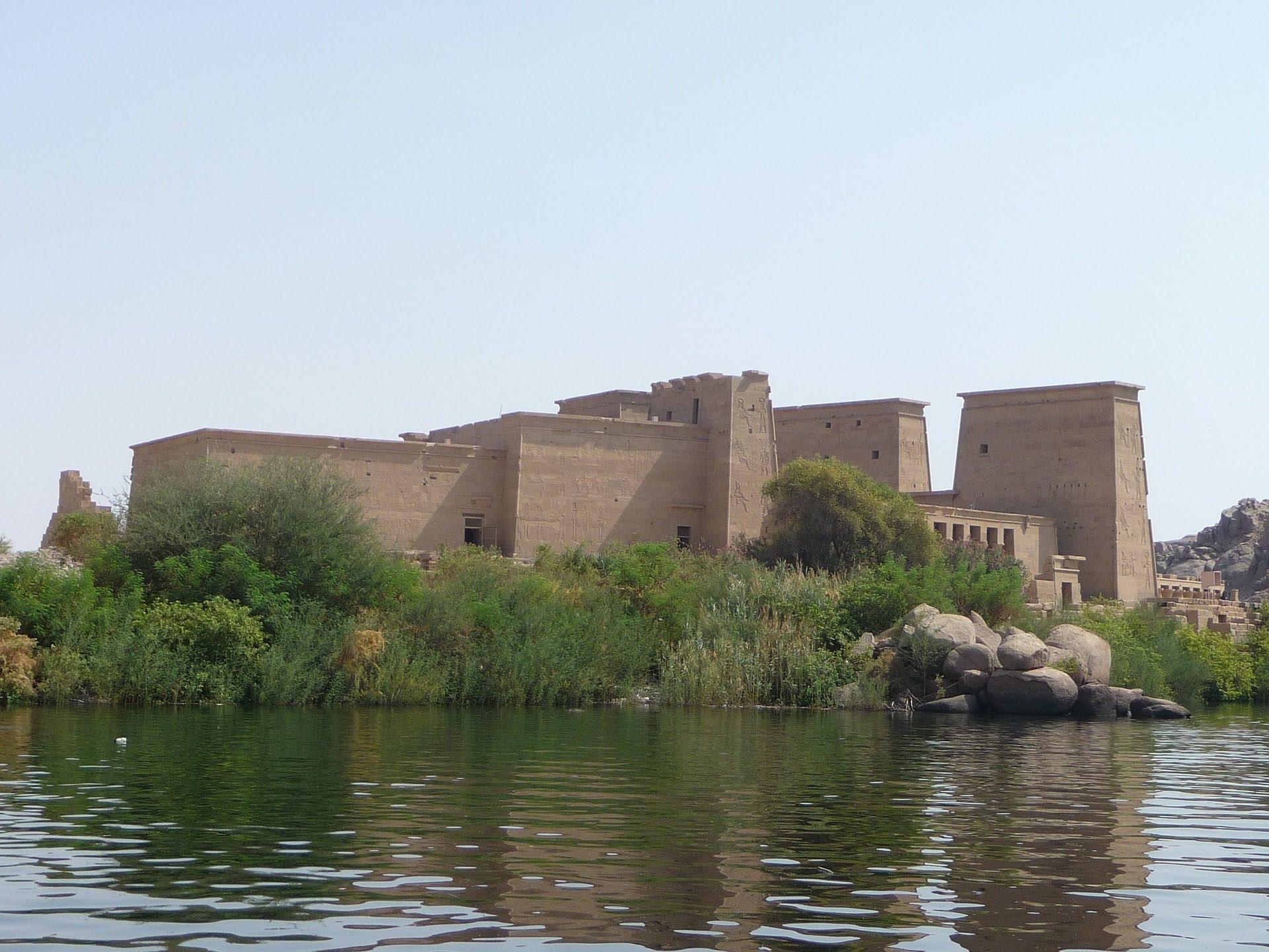 Aswan Temples Tour