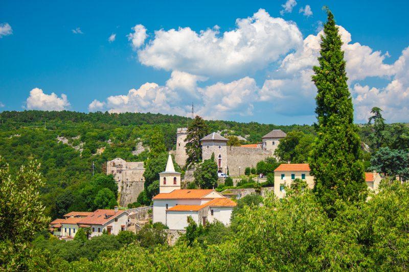 Explore Trsat Castle On The Rijeka City Tour