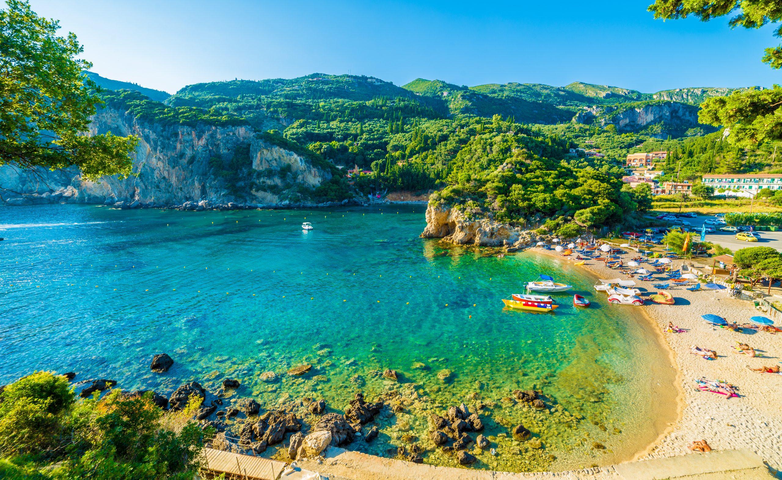 2 Days In Corfu