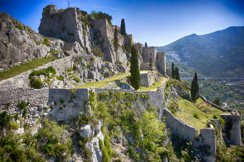 Visit Klis Fortress, The Film Set Of Meereen During The Game Of Thrones Tour In Split