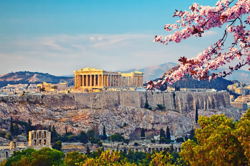 Explore The Highlights Of Athens During Your Athens Myth Tour