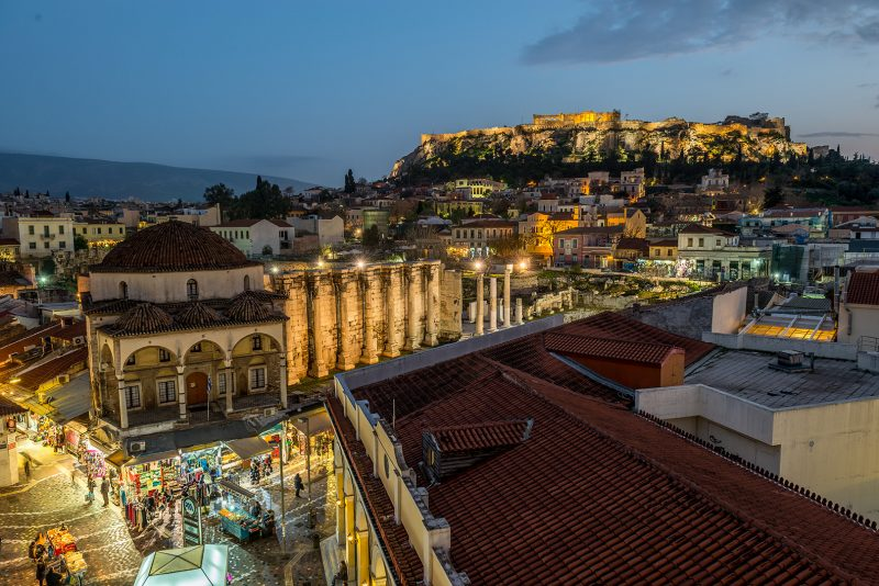 Explore Athens Like A Local On Your Athens Nightlife Tour