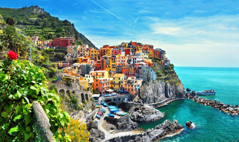 Cinque Terre Hiking Day Tour From Florence