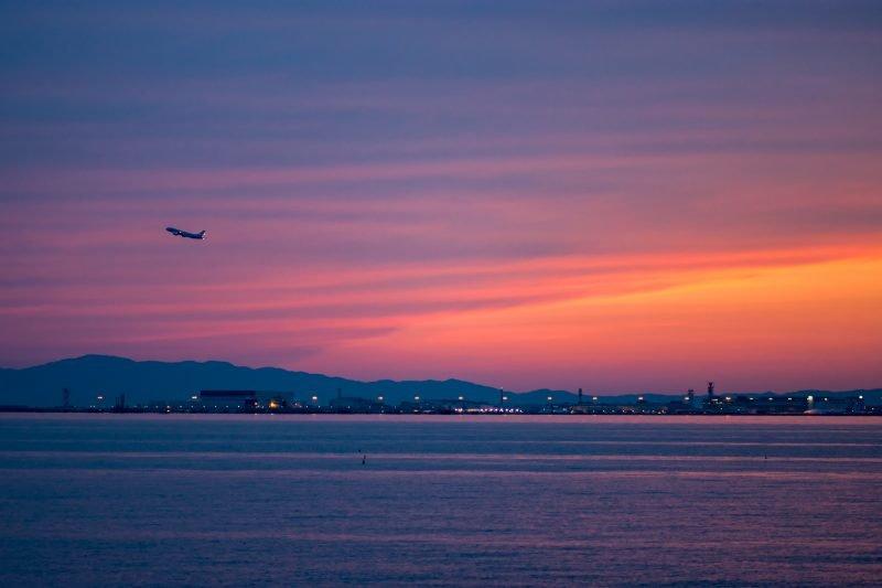 Depart From Kansai Airport