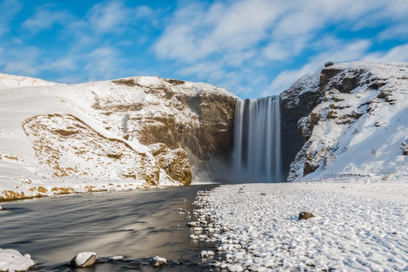 Discover Skogafoss Waterfall And More On The Southern Iceland Day Tour