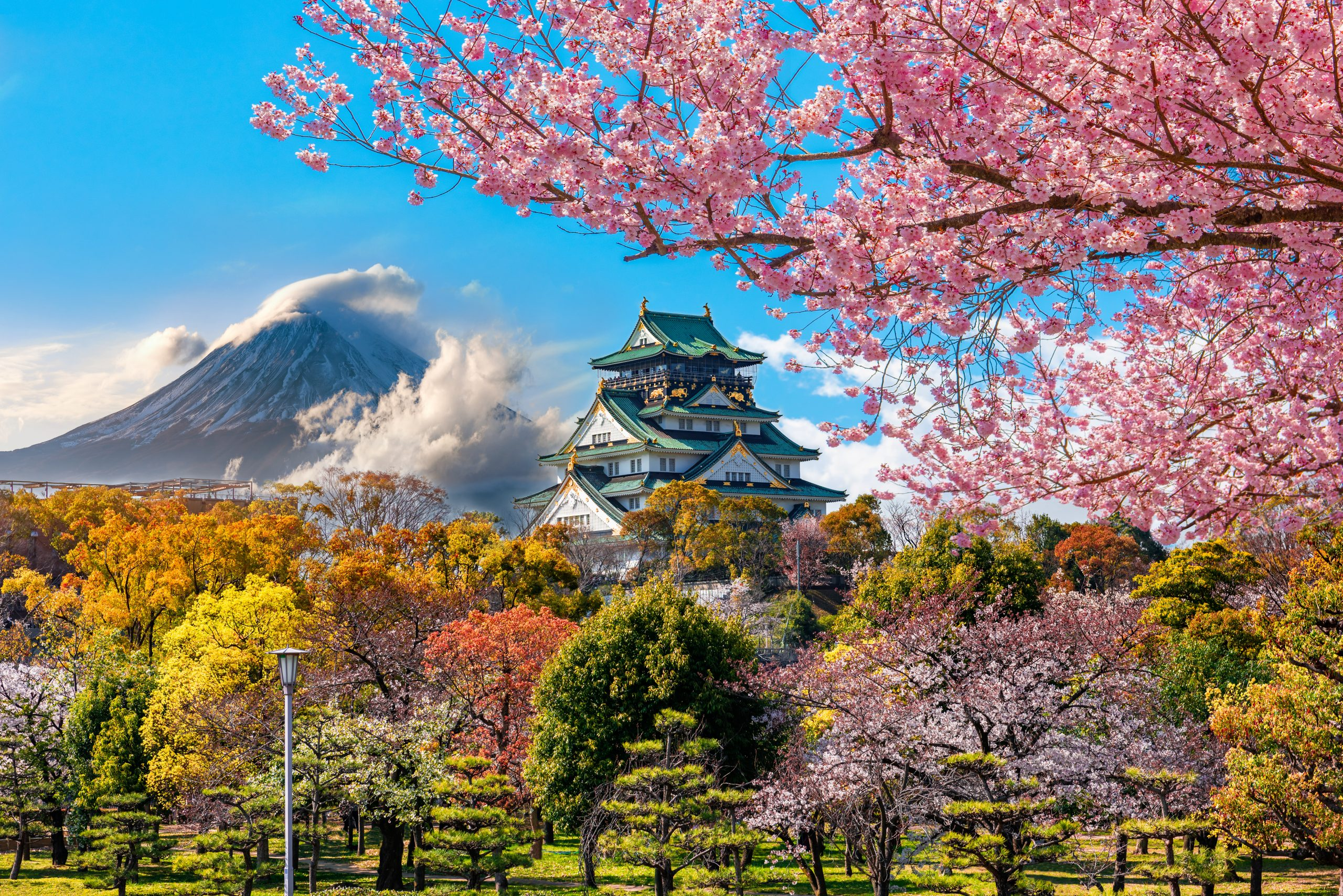Discover The Beauty Of Osaka During 10 Day Ultimate Japan Package Tour