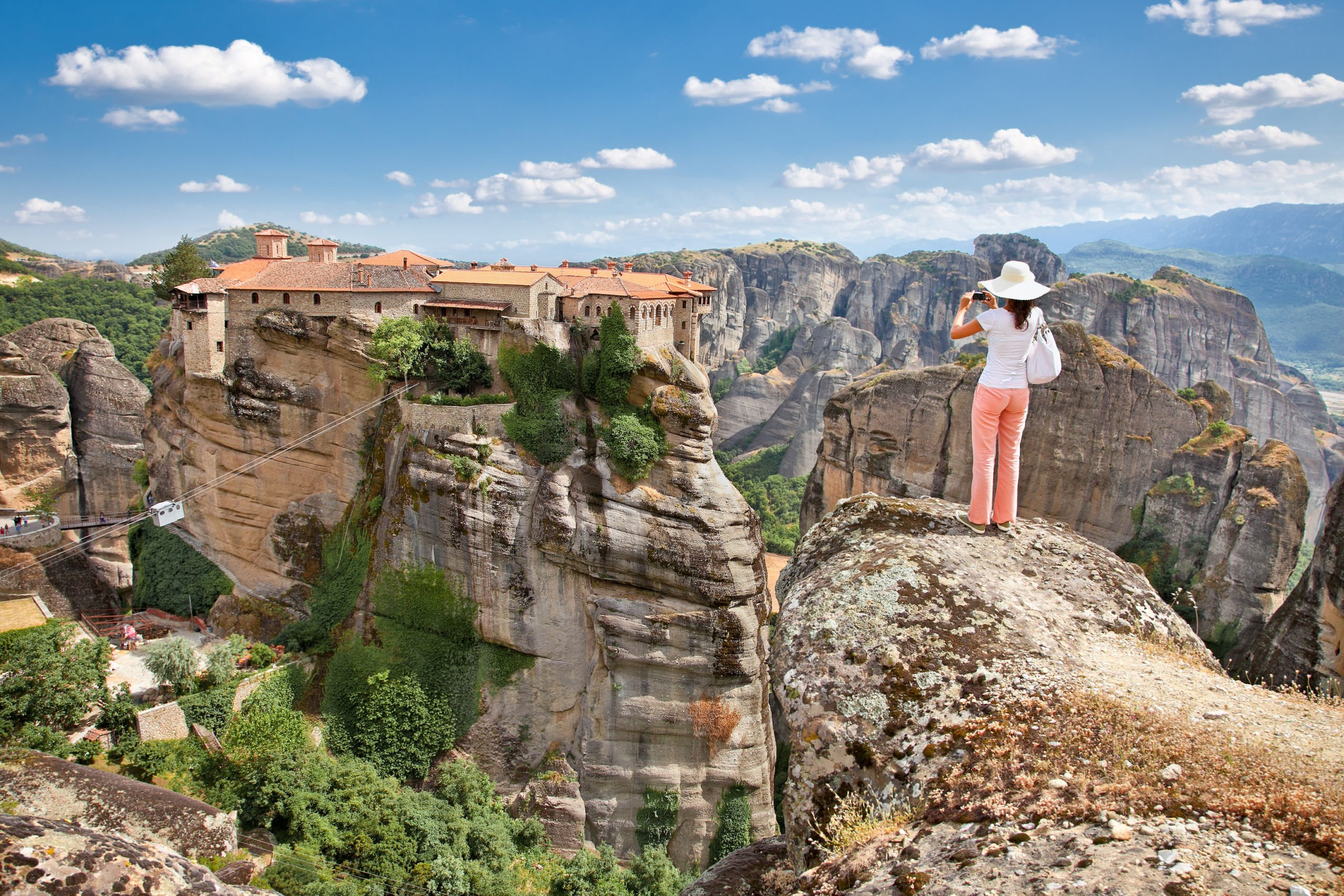Discover The Breathtaking Views On Your Meteora Sunset Tour (2)