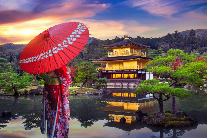 Discover The City Of Kyoto During The 10 Day Ultimate Japan Package Tour