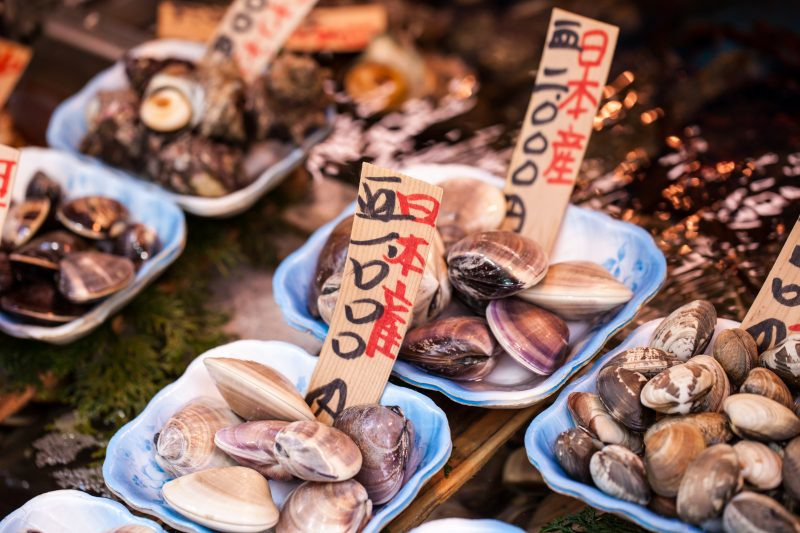 Discover The Delicious Seafood In The Tsukiji Fish Market During Your Tokyo Market And Cooking Experience