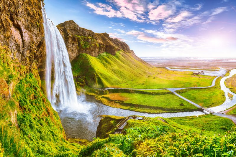 Discover The Famous Seljalandsfoss Waterfall On Your Southern Iceland Day Tour (1)