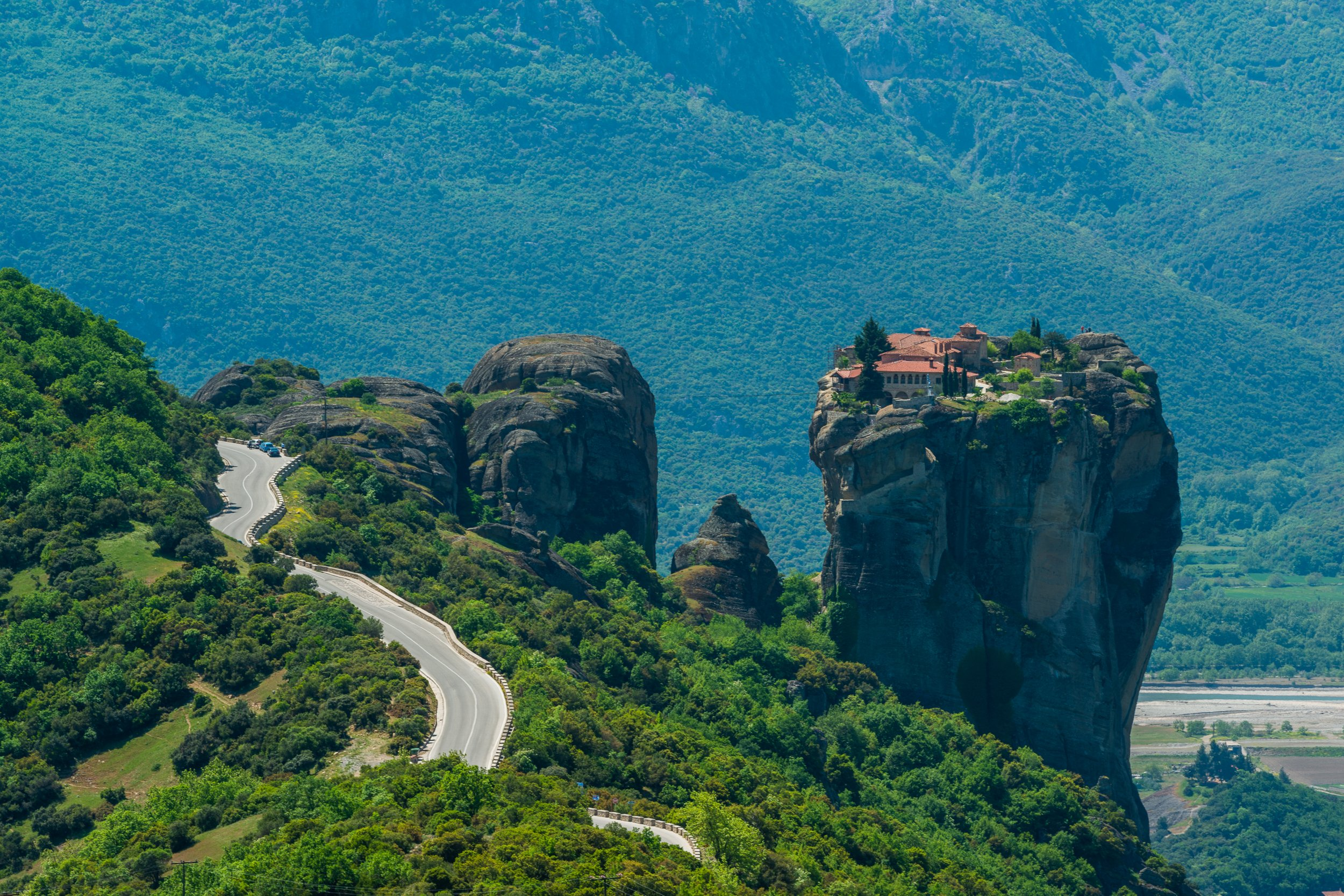 Discover The Famous Unesco World Heritage Site With Us On The Meteora Half Day Tour From Kalampaka Train Station_47