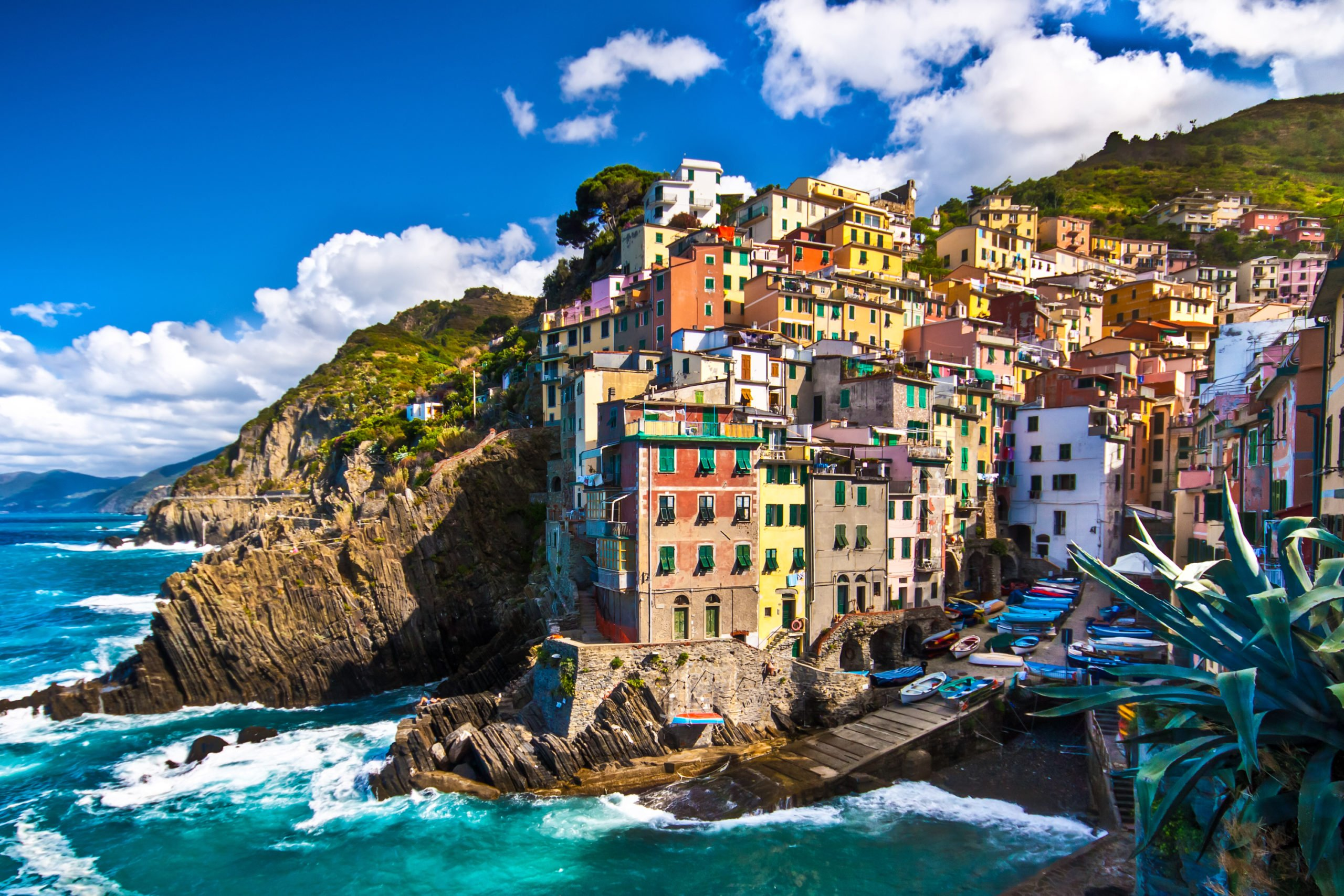 Discover The Famous Colorful Villages On The Cinque Terre Hiking Day Tour From Florence
