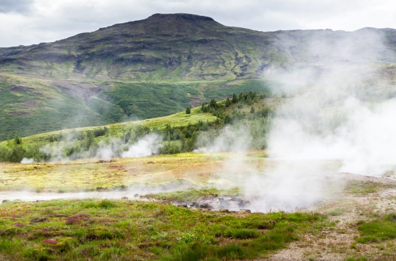 Discover The Geothermal Area Of Haukadalur On Your Geysir Buggy Experience From Reykjavik
