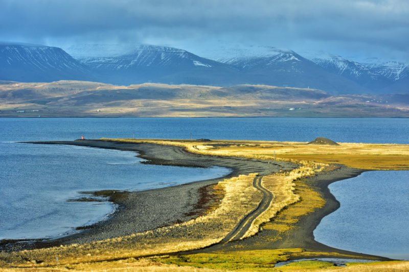 Discover The Hvalfjordur Fjord On The Silver Circle Super Jeep Experience