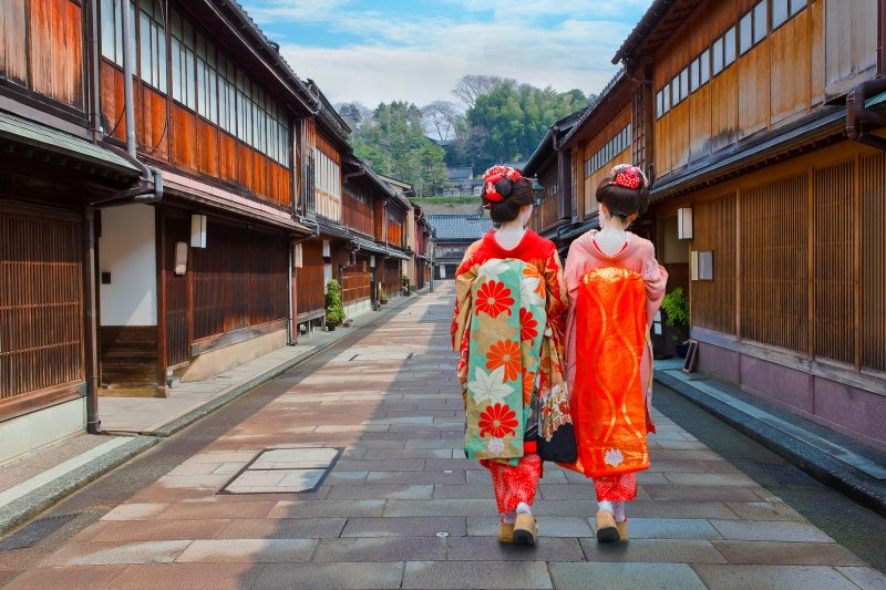 Discover The Town Of Kanazawa During The 10 Day Ultimate Japan Package Tour_44