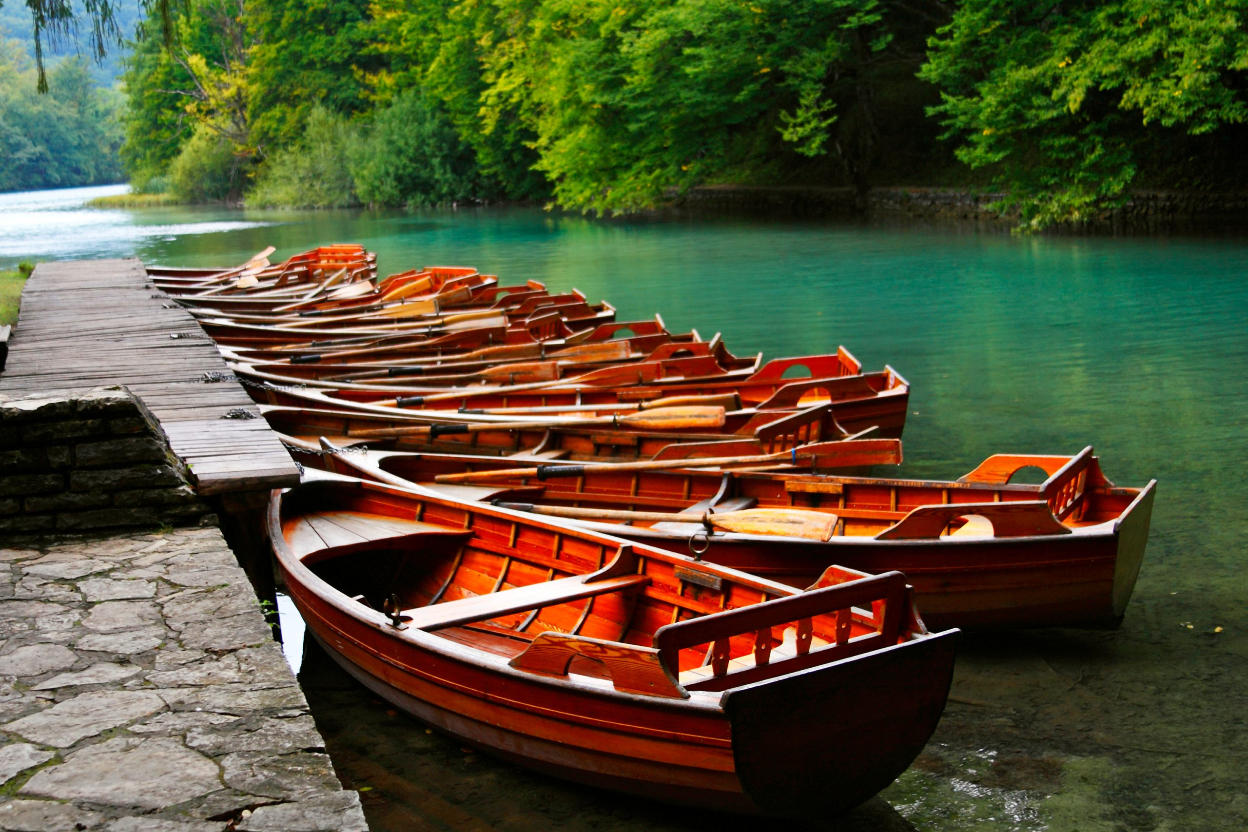 Enjoy A Boat Ride On Your Plitvice National Park Day Tour From Split