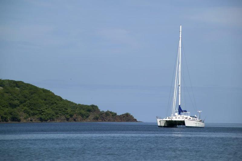 Enjoy A Catamaran Sail At Manuel Antonio